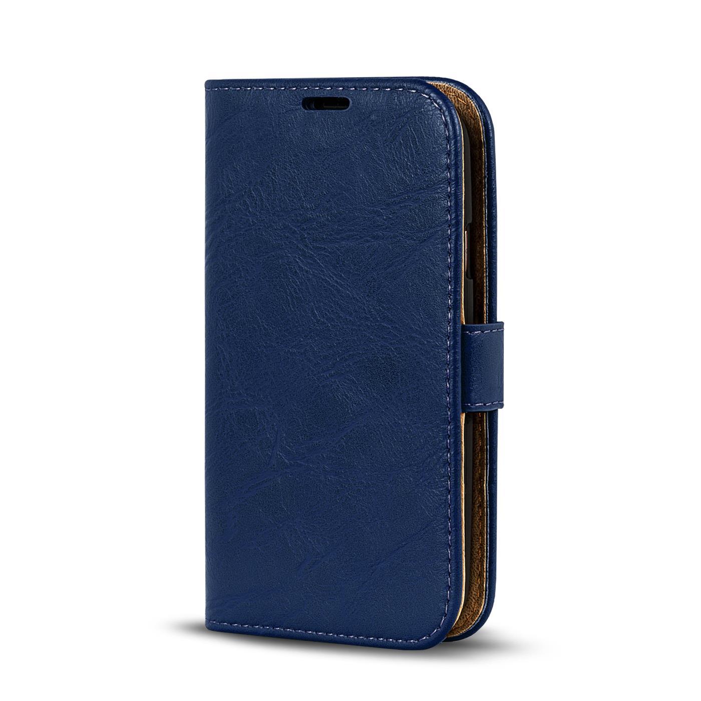 Klapphuelle-Samsung-Galaxy-S3-Mini-Huelle-Schutzhuelle-Wallet-Cover-Flip-Case Indexbild 6