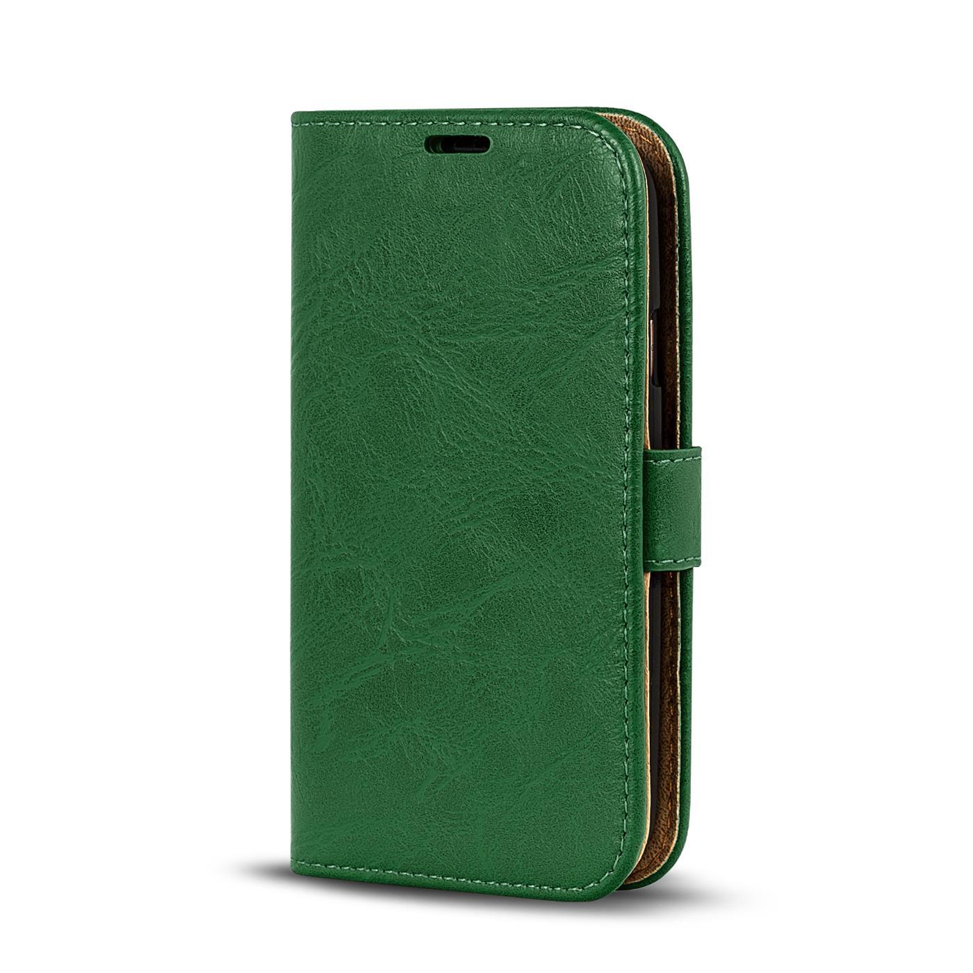 Klapphuelle-Samsung-Galaxy-S3-Mini-Huelle-Schutzhuelle-Wallet-Cover-Flip-Case Indexbild 12