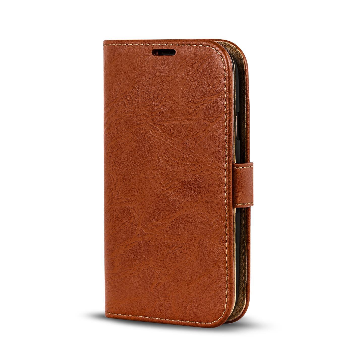 Klapphuelle-Samsung-Galaxy-S3-Mini-Huelle-Schutzhuelle-Wallet-Cover-Flip-Case Indexbild 15