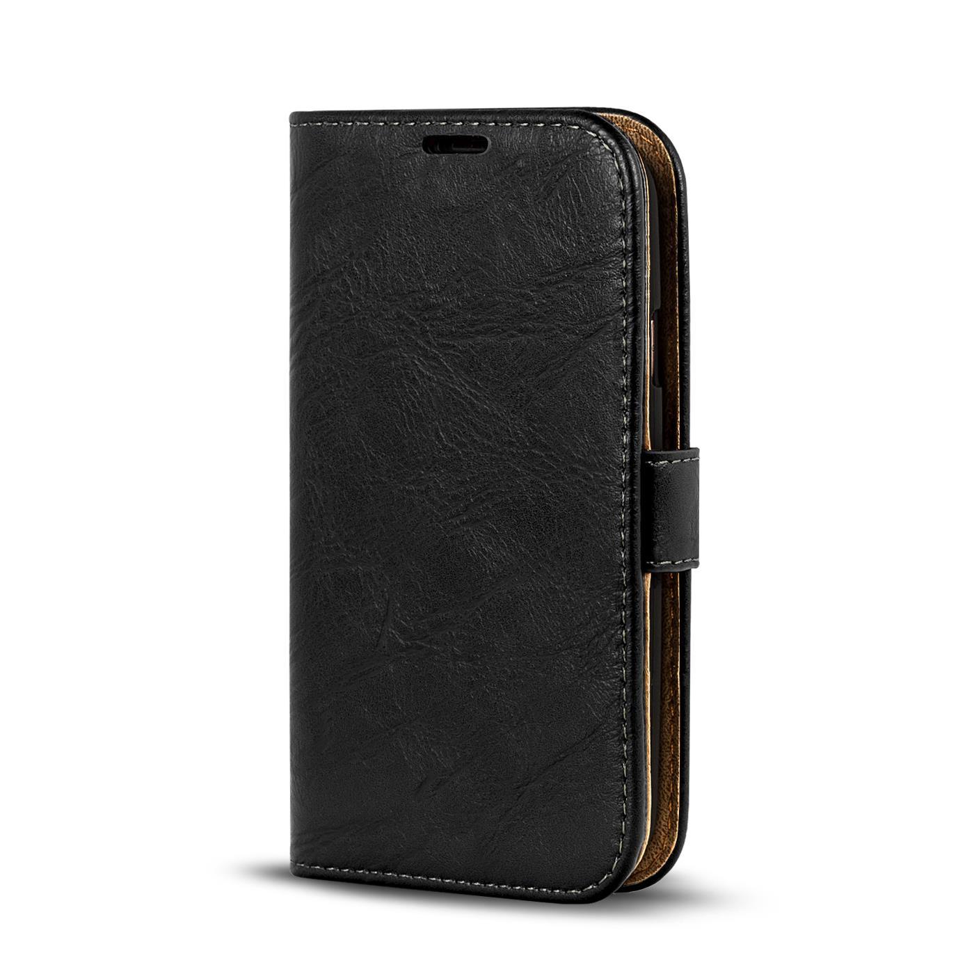 Klapphuelle-Samsung-Galaxy-S3-Mini-Huelle-Schutzhuelle-Wallet-Cover-Flip-Case Indexbild 24