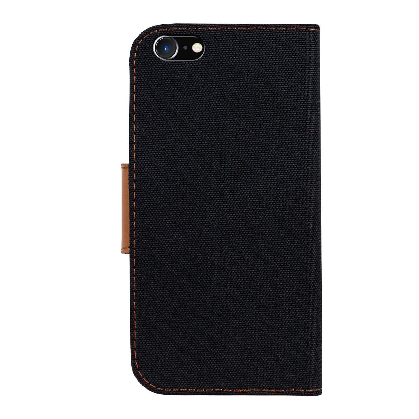 apple iphone 6 6s schutzh lle h lle flip case handy tasche. Black Bedroom Furniture Sets. Home Design Ideas