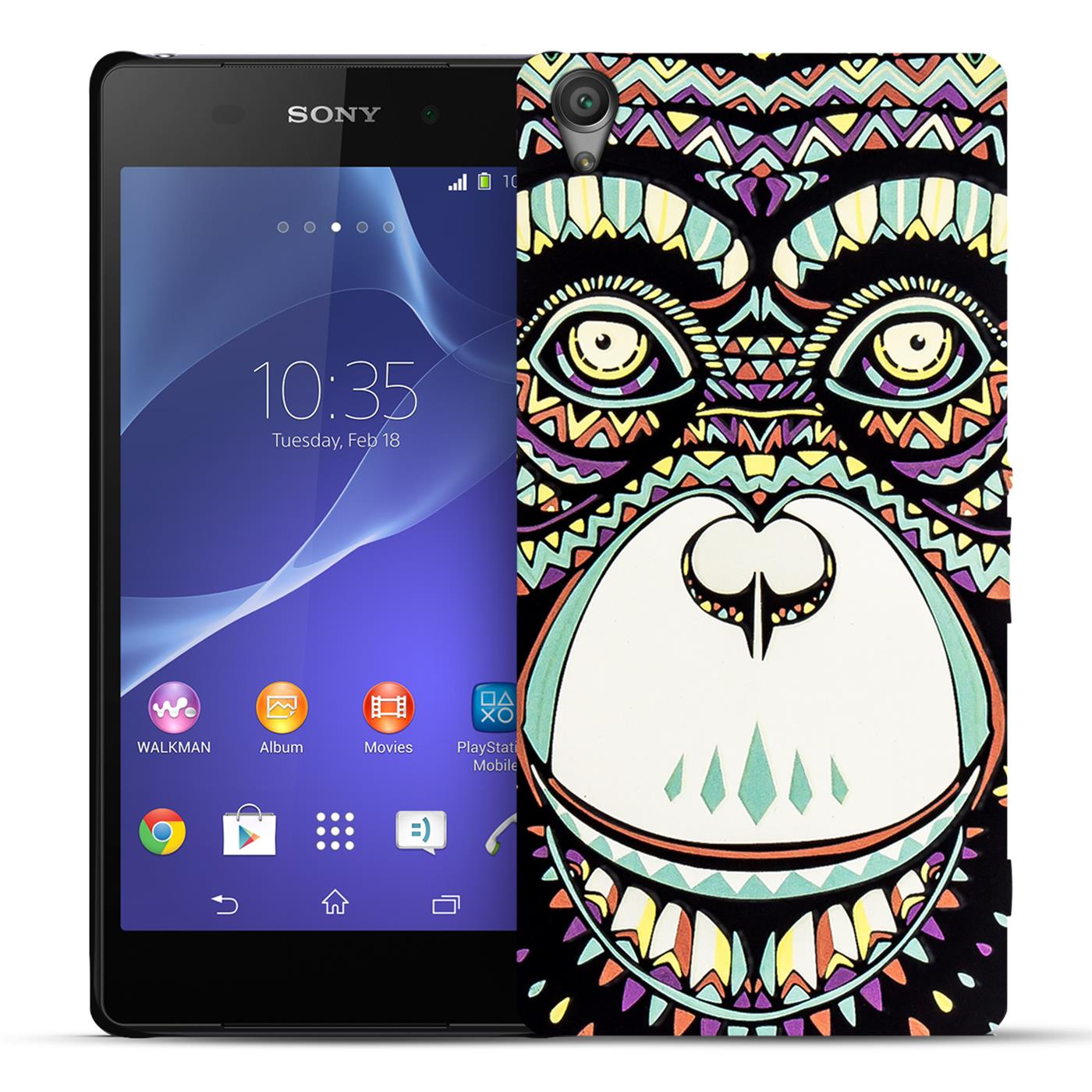 Sony Xperia Z5 pact Handy Huelle Handyhuelle Tasche