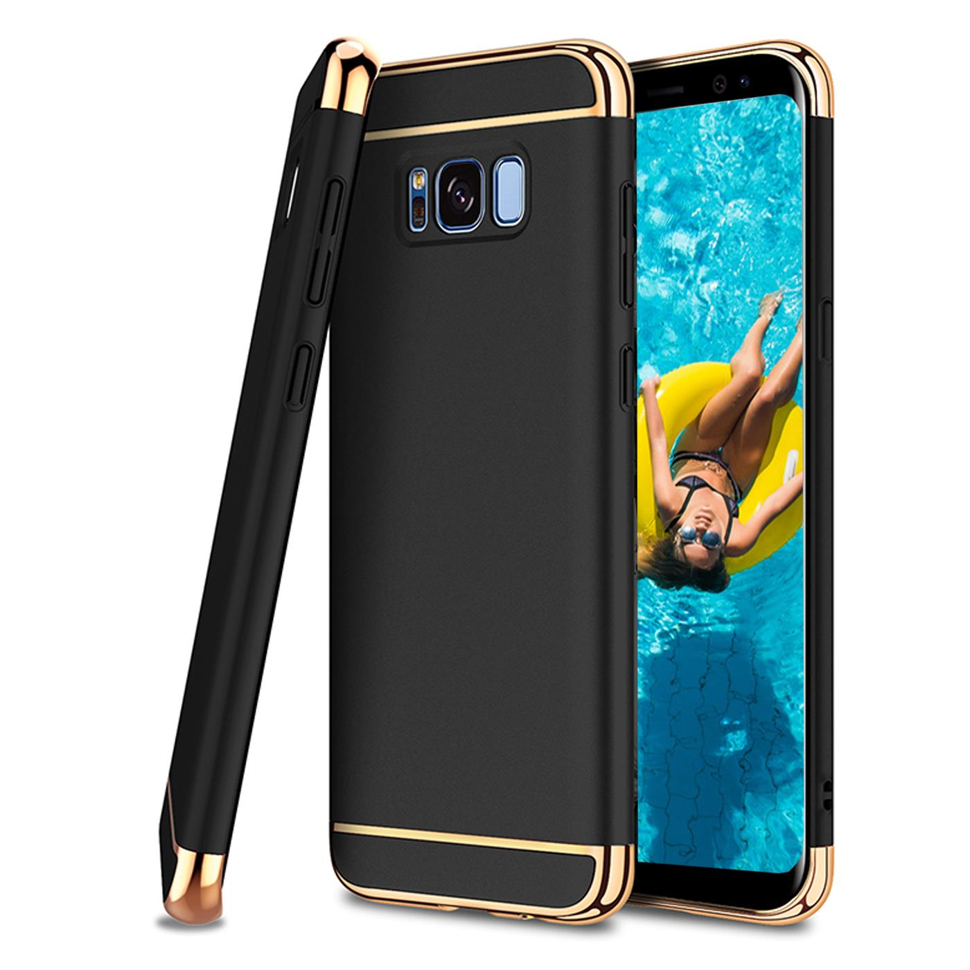 samsung galaxy s6 edge hybrid cover h lle hardcase. Black Bedroom Furniture Sets. Home Design Ideas