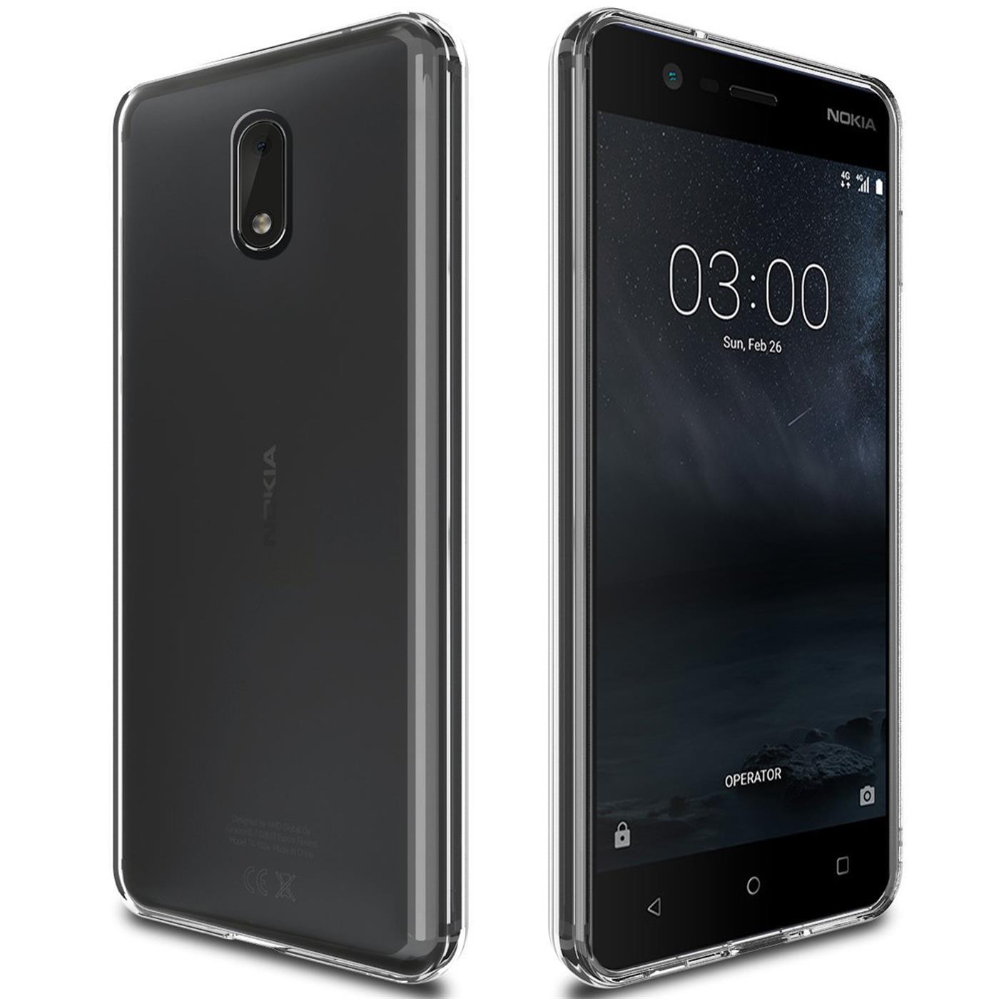 Handy-Schutz-Huelle-Nokia-3-Slim-Cover-Case-Schutzhuelle-Tasche-Bumper Indexbild 8