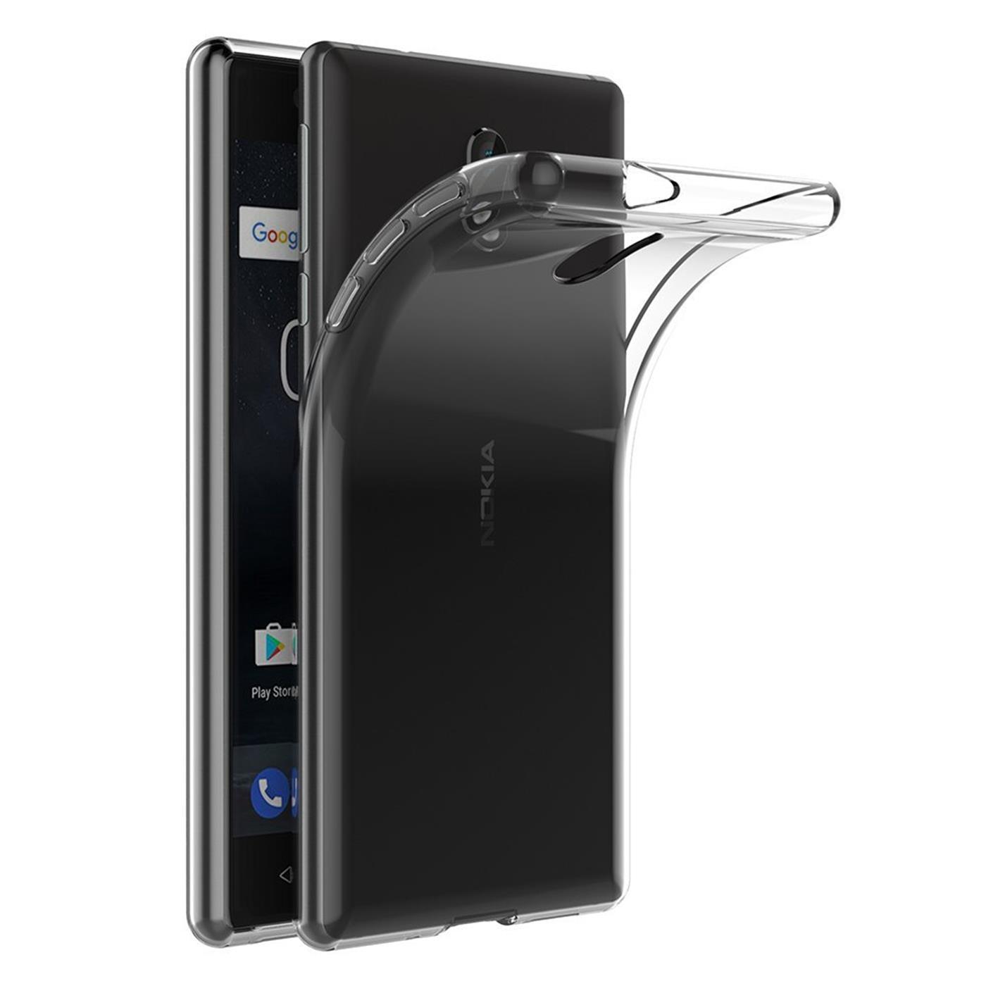 Handy-Schutz-Huelle-Nokia-3-Slim-Cover-Case-Schutzhuelle-Tasche-Bumper Indexbild 9