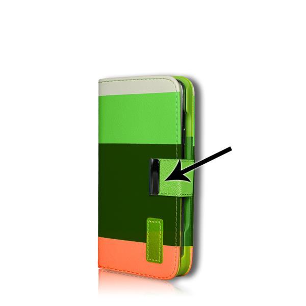 Etui Portable Apple Iphone 5C A Clapet Housse De Protection Telephone